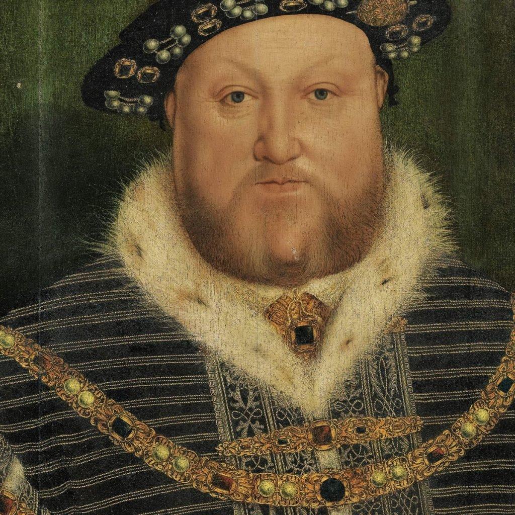 Henry VIII painting