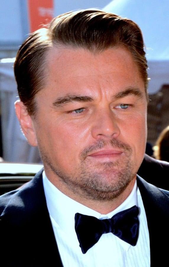 Leonardo DiCaprio Resting Asshole Face