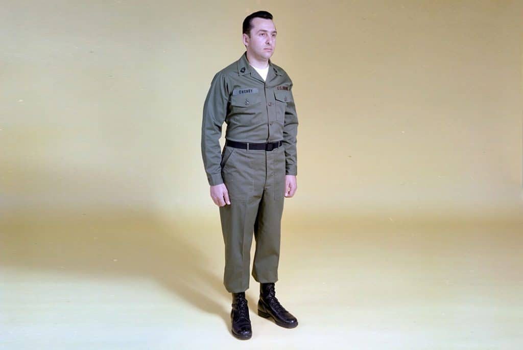 Soldier Stance Body Language Cue