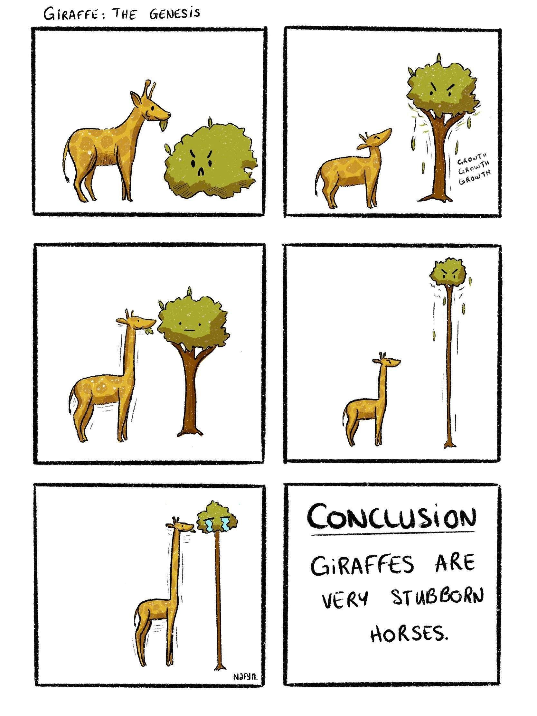 Giraffe the Genesis