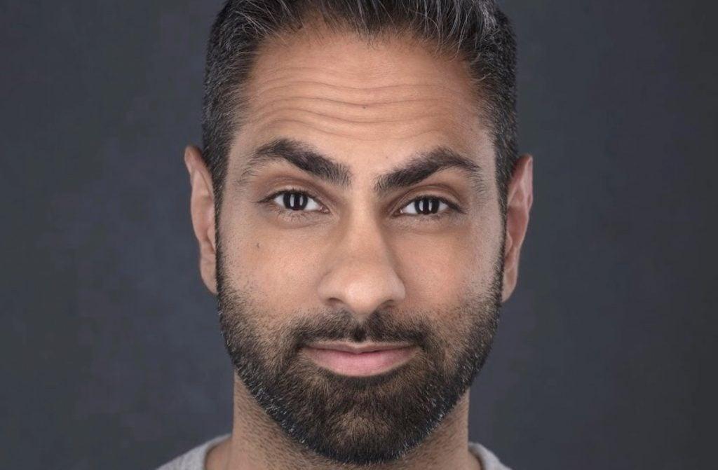 Ramit Sethi Eyebrows