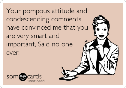 Excuse me—do you REALLY think you know what you're doing? Not until you read this ultimate guide on condescending body language! Read more to find out...
